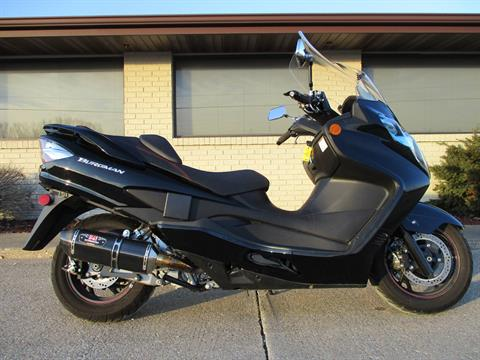 2014 Suzuki Burgman™ 400 ABS in Winterset, Iowa