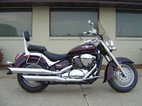 2009 Suzuki Boulevard C50 in Winterset, Iowa
