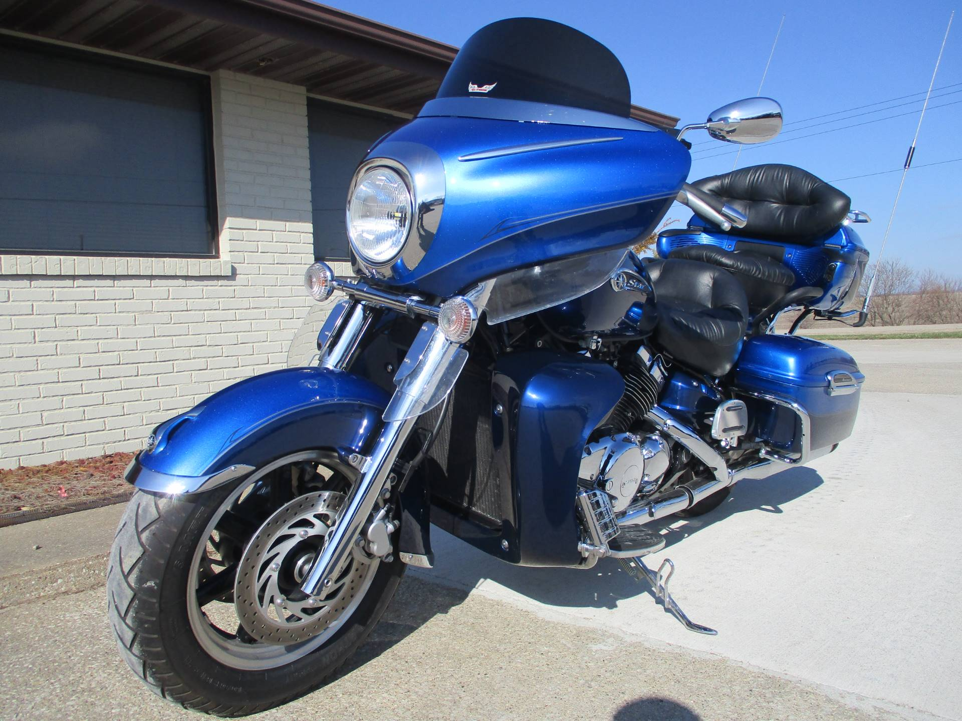 2011 Yamaha Royal Star Venture S in Winterset, Iowa - Photo 4