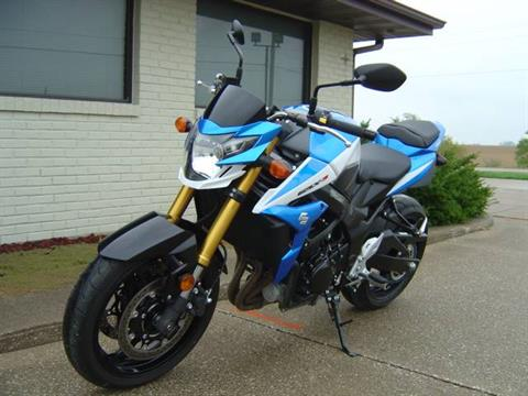 2015 Suzuki GSX-S750Z in Winterset, Iowa - Photo 4