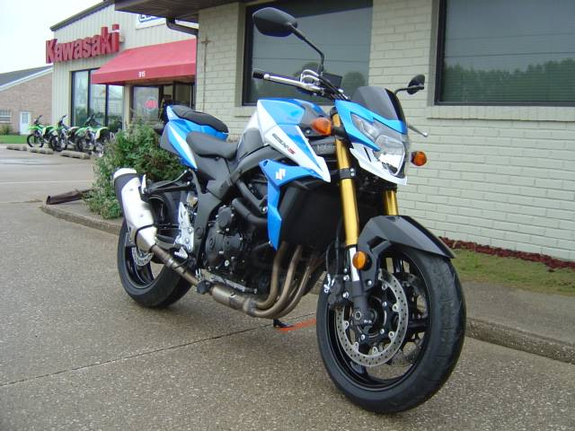 2015 Suzuki GSX-S750Z in Winterset, Iowa - Photo 3