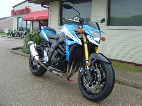 2015 Suzuki GSX-S750Z in Winterset, Iowa