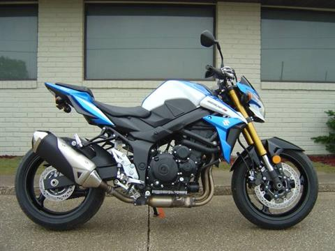 2015 Suzuki GSX-S750Z in Winterset, Iowa - Photo 1
