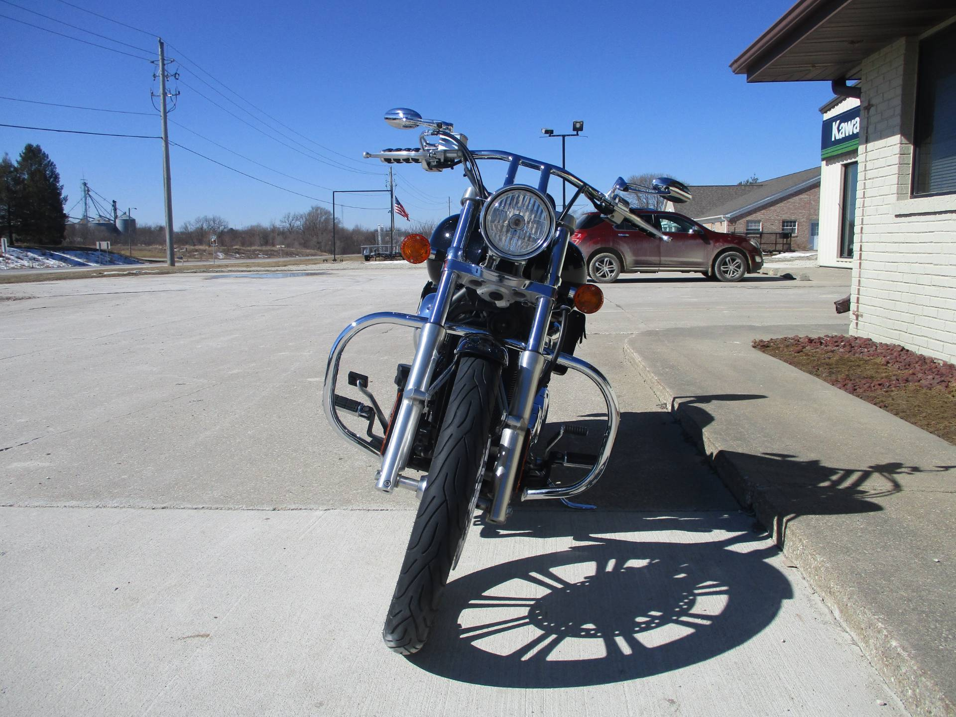 2008 Kawasaki VN900C8F in Winterset, Iowa - Photo 7