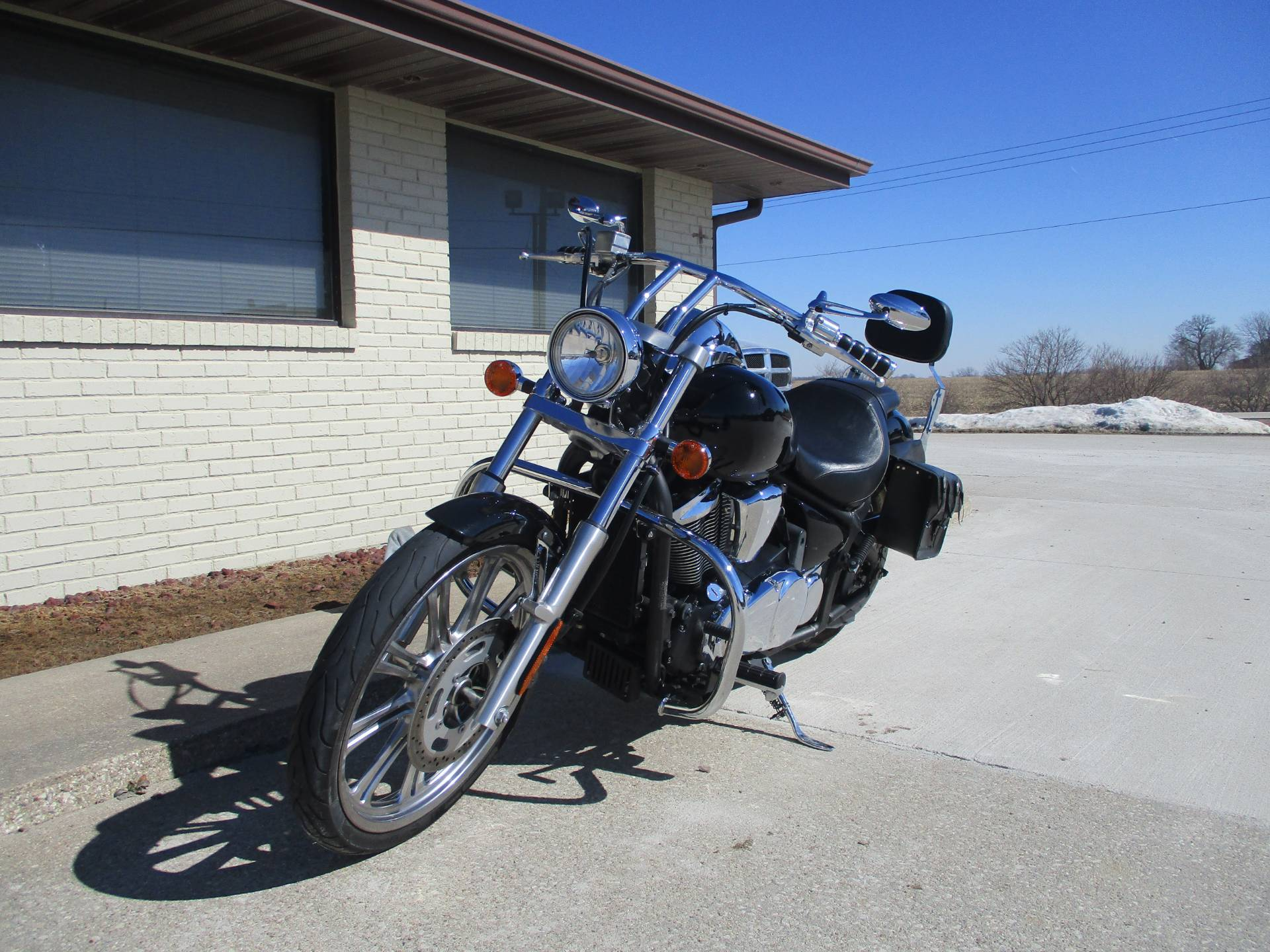 2008 Kawasaki VN900C8F in Winterset, Iowa - Photo 4