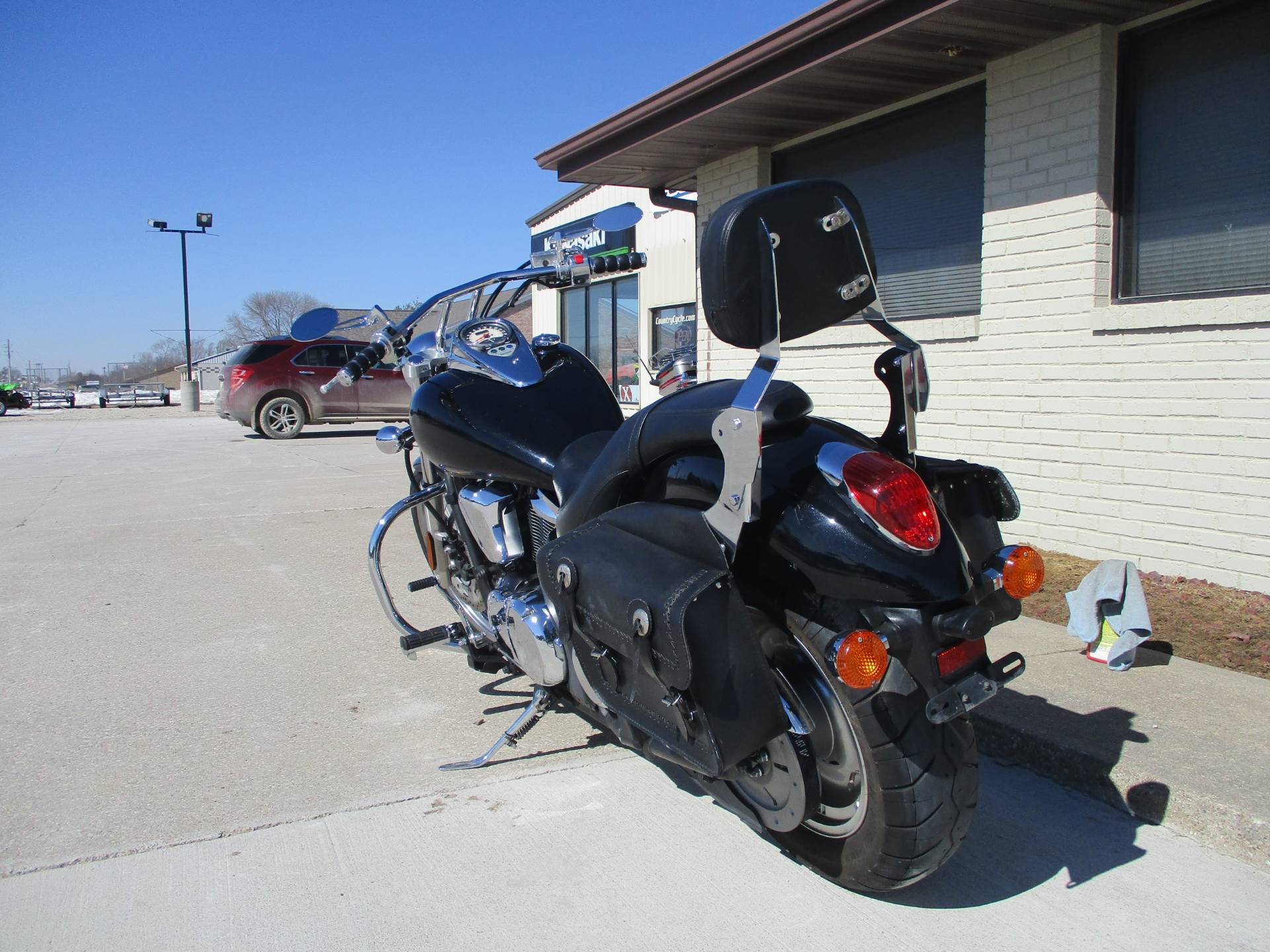 2008 Kawasaki VN900C8F in Winterset, Iowa - Photo 6