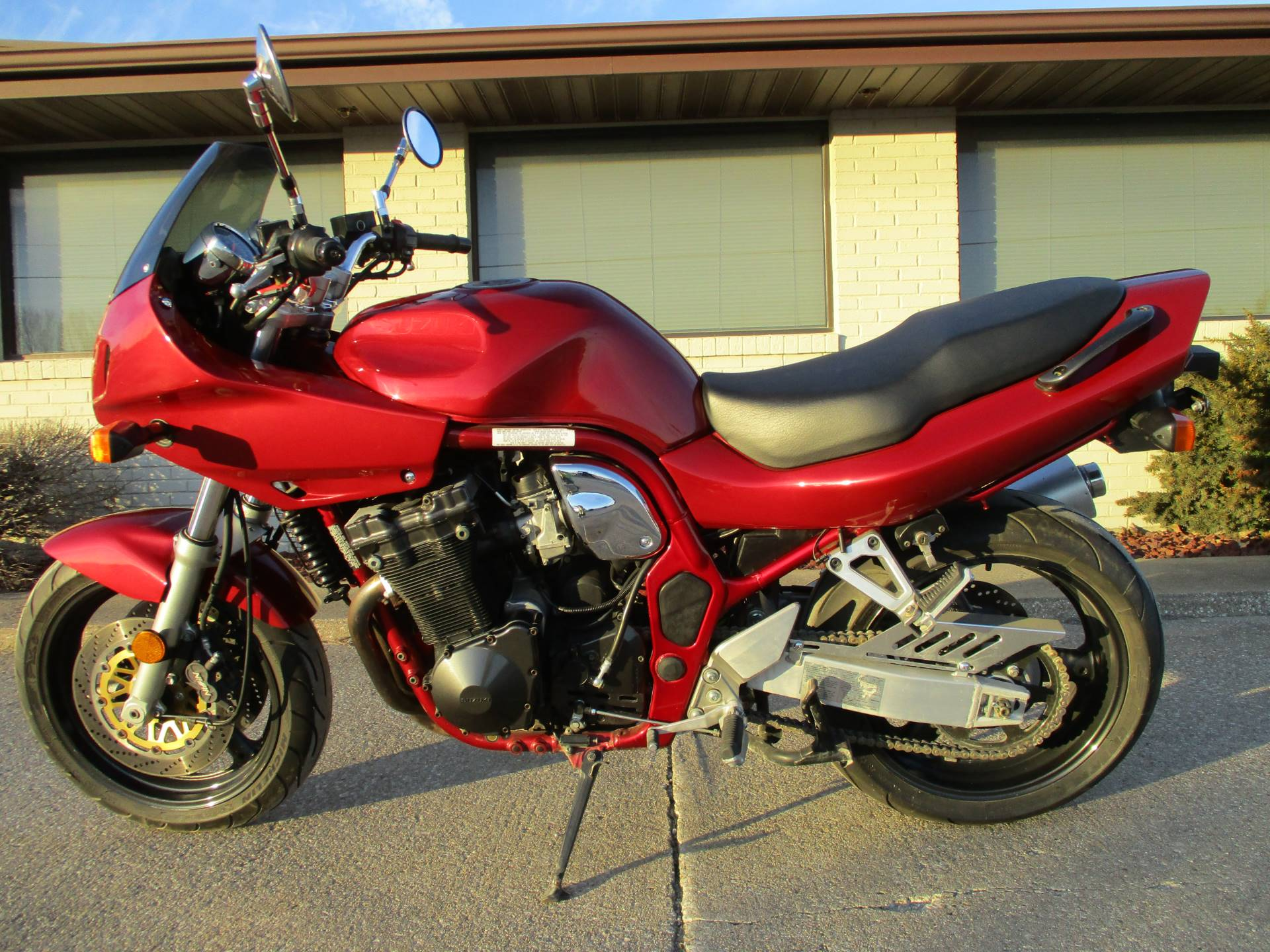 1997 Suzuki GSF1200S Bandit in Winterset, Iowa