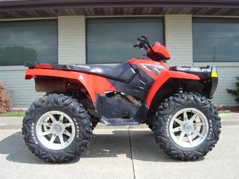 2009 Polaris Sportsman® 500 H.O. in Winterset, Iowa