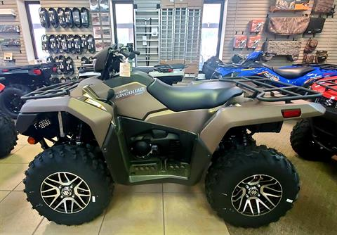 2019 Suzuki KingQuad 500AXi Power Steering SE+ in Jackson, Missouri - Photo 2