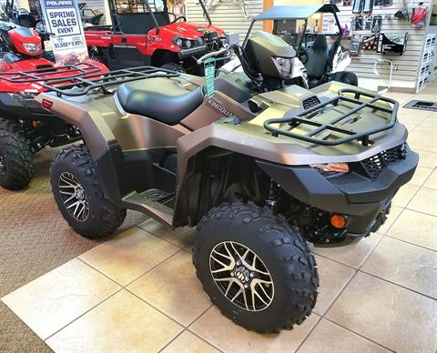 2019 Suzuki KingQuad 500AXi Power Steering SE+ in Jackson, Missouri - Photo 4