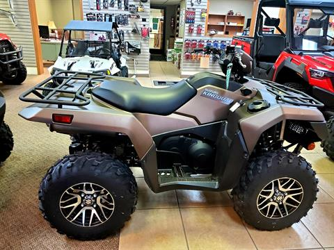 2019 Suzuki KingQuad 500AXi Power Steering SE+ in Jackson, Missouri - Photo 5