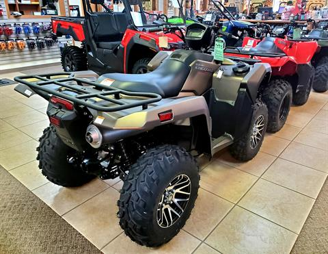 2019 Suzuki KingQuad 500AXi Power Steering SE+ in Jackson, Missouri - Photo 6