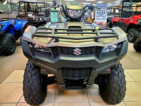 2019 Suzuki KingQuad 500AXi Power Steering SE+ in Jackson, Missouri - Photo 8