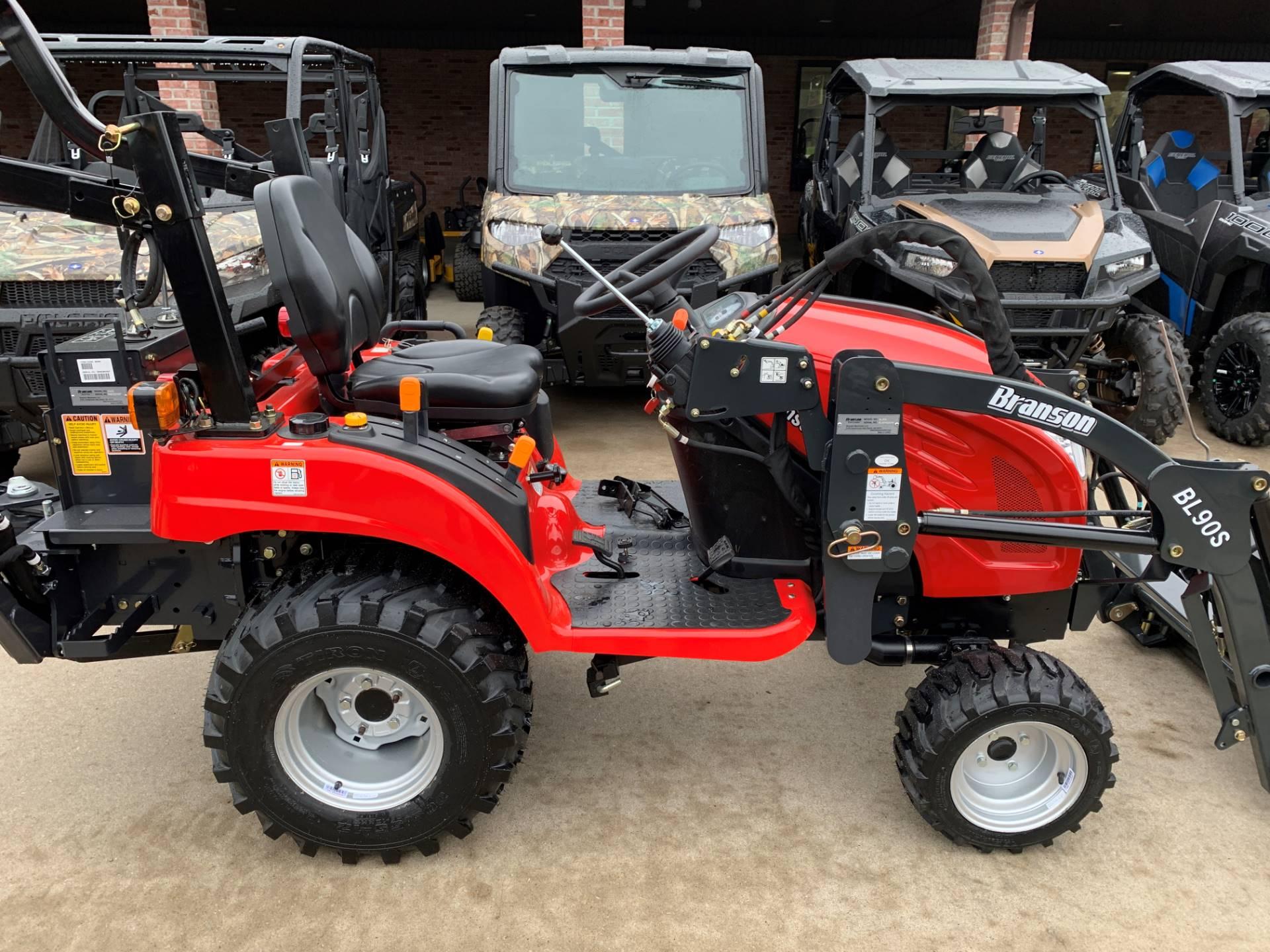 2019 Branson Tractors 1905HTLBH in Jackson, Missouri