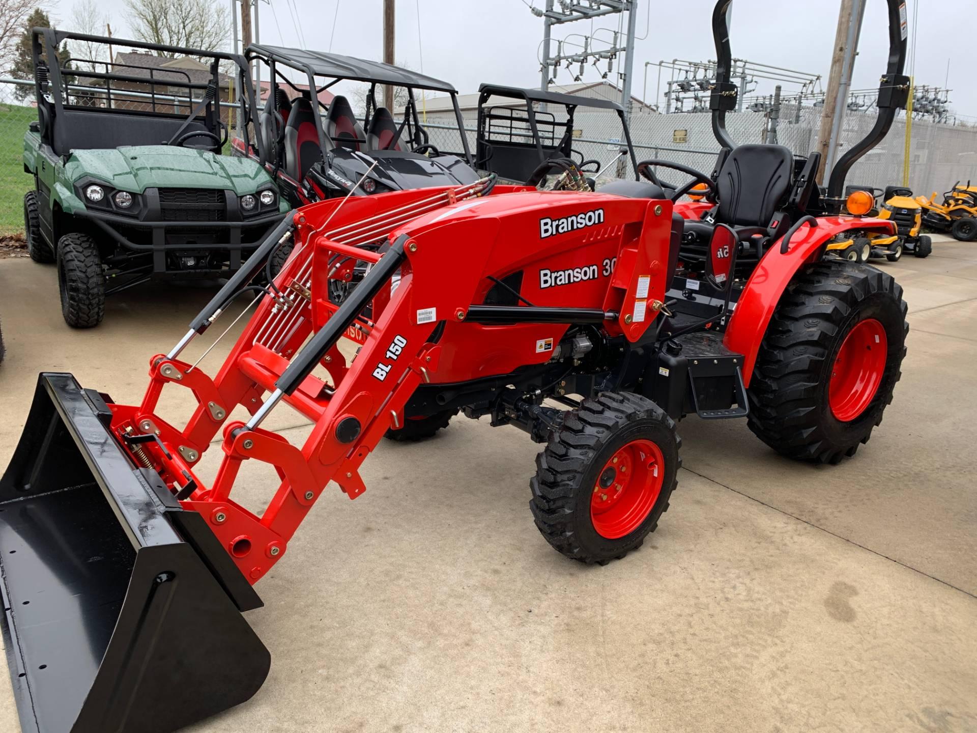 2019 Branson Tractors 3015HTL in Jackson, Missouri