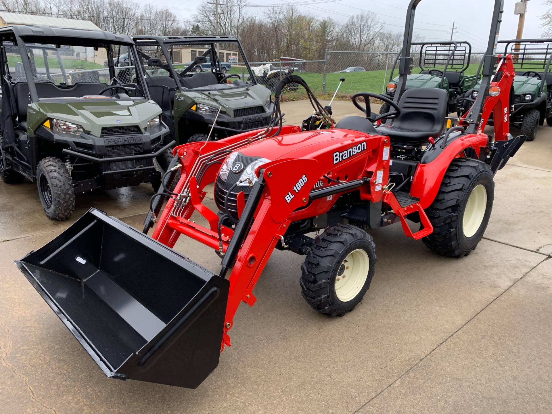 2019 Branson Tractors 2510HTLBH in Jackson, Missouri