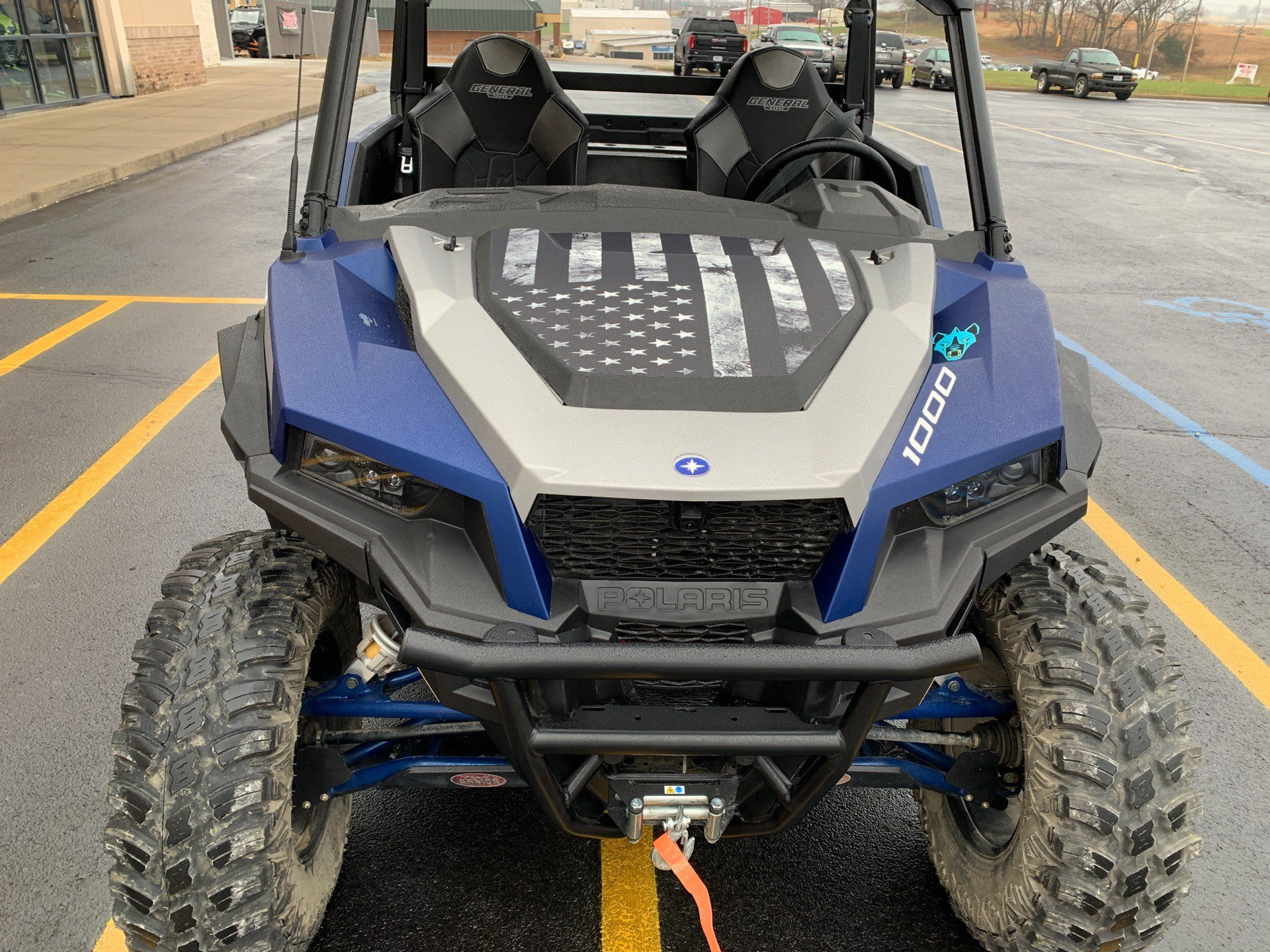 2020 Polaris General XP 1000 Deluxe Ride Command Package in Jackson, Missouri - Photo 3