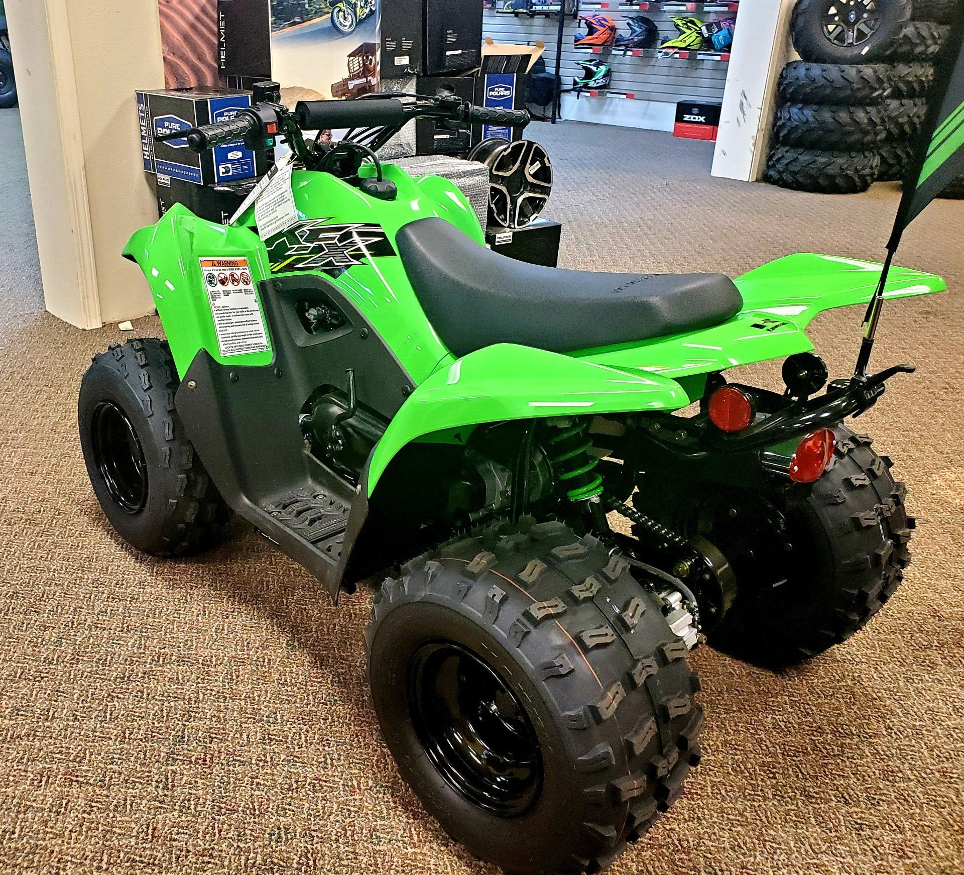 2019 Kawasaki KFX 90 in Jackson, Missouri - Photo 3