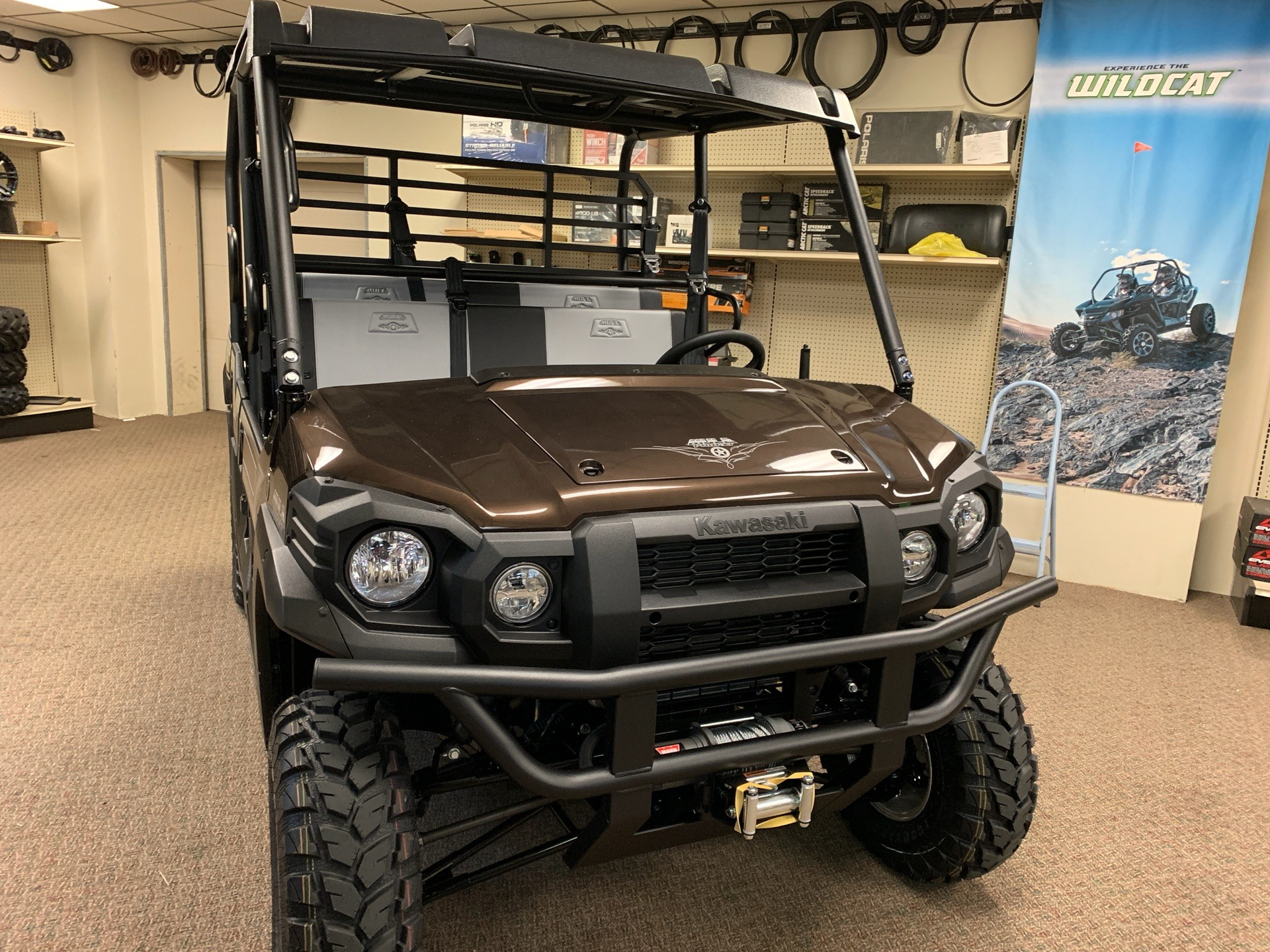 2020 Kawasaki Mule PRO-FXT Ranch Edition 5