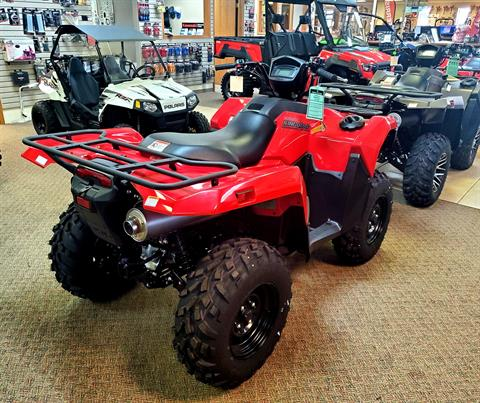 2020 Suzuki KingQuad 750AXi in Jackson, Missouri - Photo 3