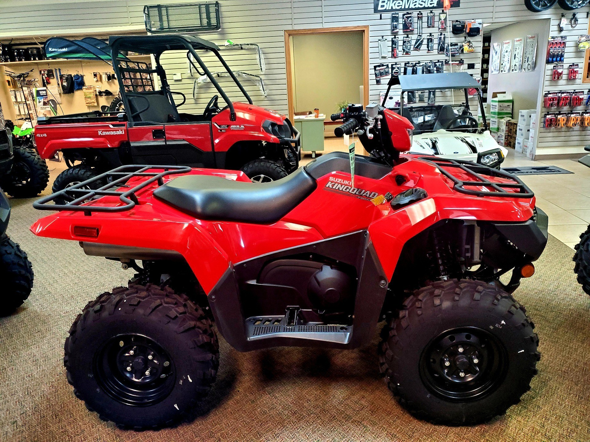 2020 Suzuki KingQuad 750AXi in Jackson, Missouri - Photo 5