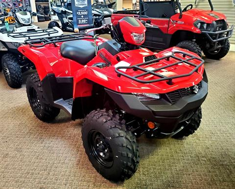 2020 Suzuki KingQuad 750AXi in Jackson, Missouri - Photo 6