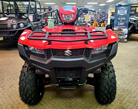 2020 Suzuki KingQuad 750AXi in Jackson, Missouri - Photo 7