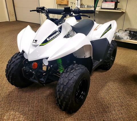 2019 Kawasaki KFX 90 in Jackson, Missouri - Photo 1