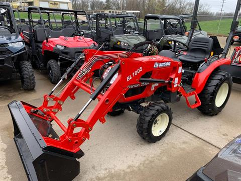 2019 Branson Tractors 2510HTL in Jackson, Missouri - Photo 1