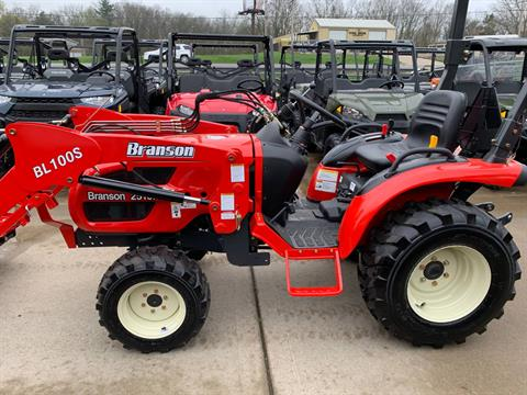 2019 Branson Tractors 2510HTL in Jackson, Missouri - Photo 2