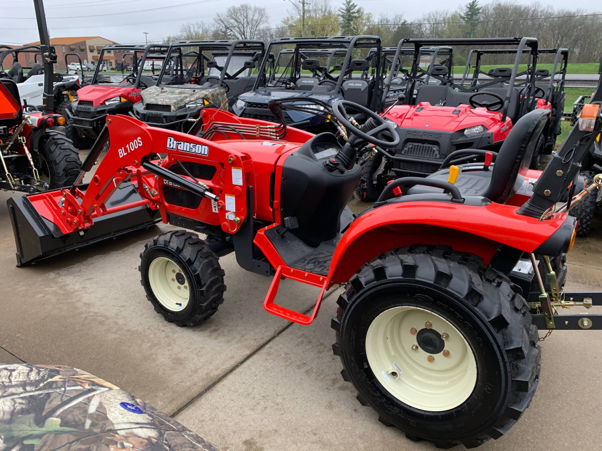 2019 Branson Tractors 2510HTL in Jackson, Missouri - Photo 3