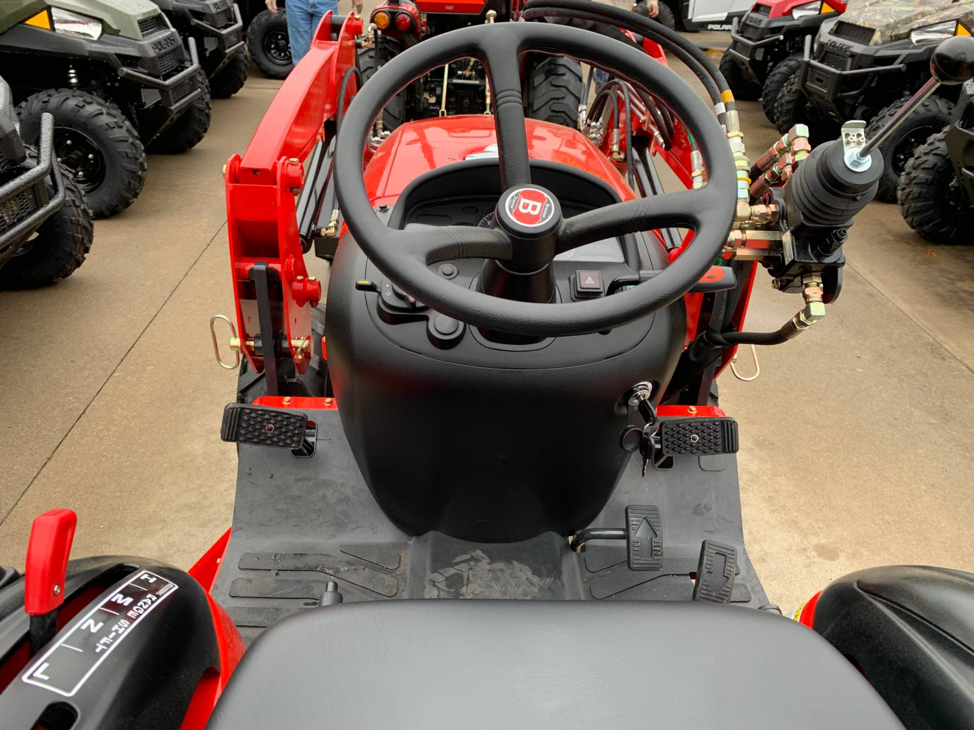 2019 Branson Tractors 2510HTL in Jackson, Missouri - Photo 9