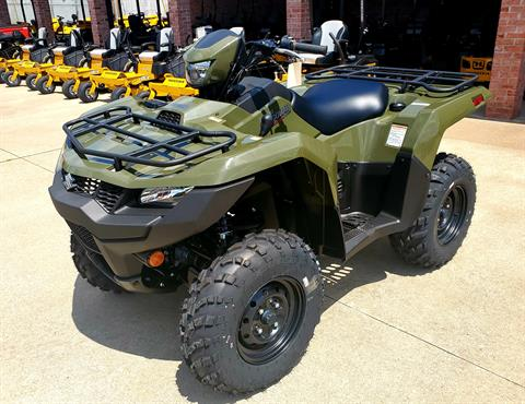 2020 Suzuki KingQuad 750AXi Power Steering in Jackson, Missouri - Photo 1