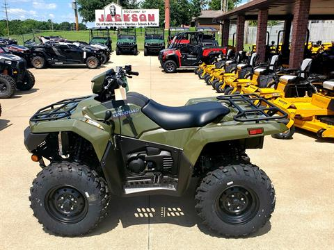 2020 Suzuki KingQuad 750AXi Power Steering in Jackson, Missouri - Photo 2