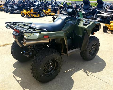 2020 Suzuki KingQuad 750AXi Power Steering in Jackson, Missouri - Photo 5