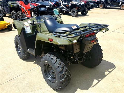 2020 Suzuki KingQuad 750AXi Power Steering in Jackson, Missouri - Photo 3