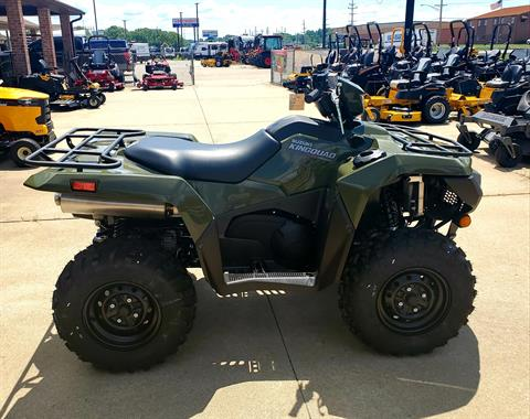 2020 Suzuki KingQuad 750AXi Power Steering in Jackson, Missouri - Photo 6