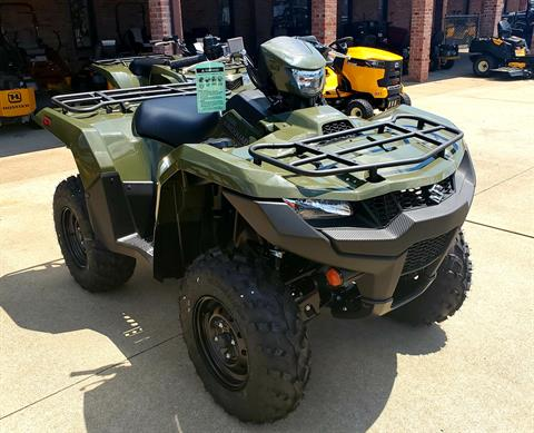 2020 Suzuki KingQuad 750AXi Power Steering in Jackson, Missouri - Photo 7