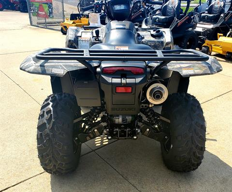 2019 Suzuki KingQuad 500AXi Power Steering Camo in Jackson, Missouri - Photo 4