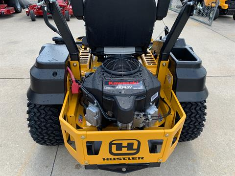 2019 Hustler Turf Equipment FasTrak 60 in. Kawasaki 24 hp in Jackson, Missouri - Photo 4