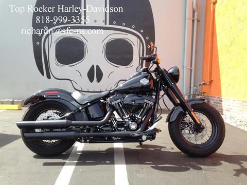 2017 Harley-Davidson Softail Slim® S in Canoga Park, California