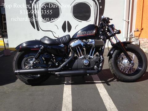 2015 Harley-Davidson Forty-Eight® in Canoga Park, California
