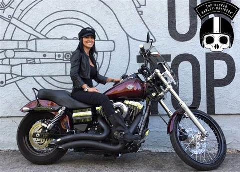 2015 Harley-Davidson Wide Glide® in Canoga Park, California