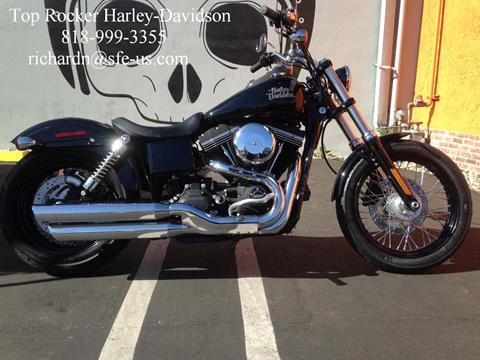 2015 Harley-Davidson Street Bob® in Canoga Park, California