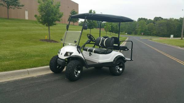 2015 Yamaha Drive in Rogers, Minnesota - Photo 1