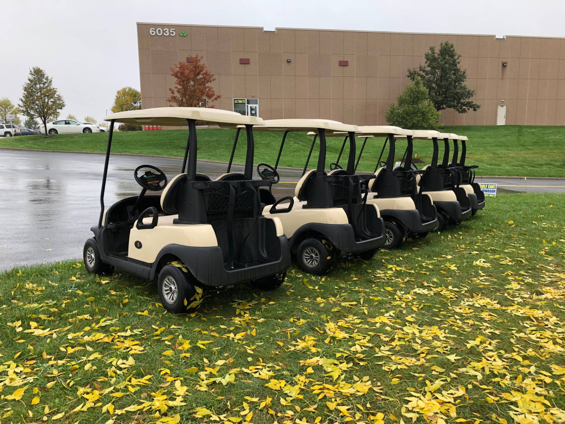 2017 Club Car Precedent in Otsego, Minnesota