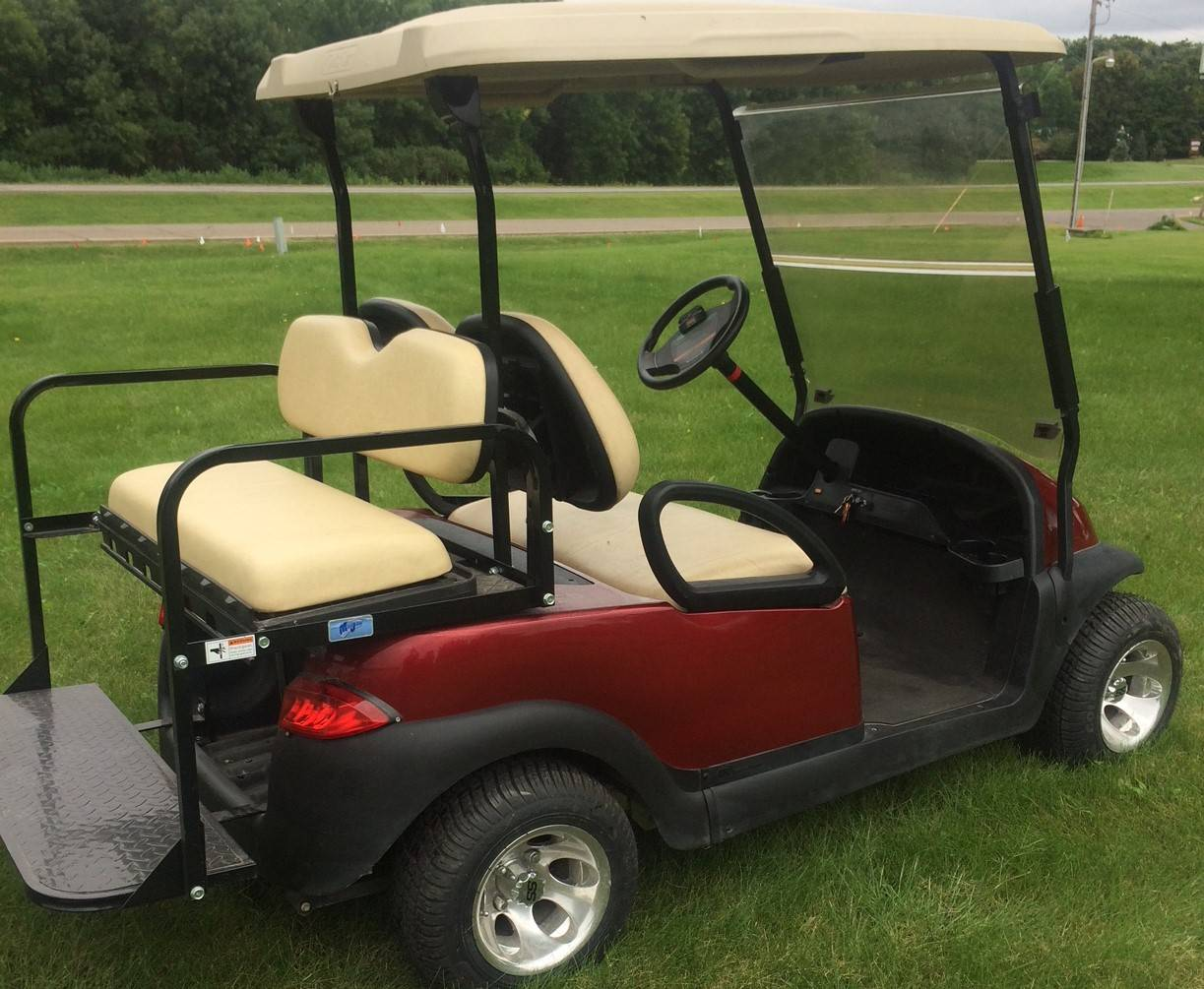 2012 Club Car Precedent in Otsego, Minnesota
