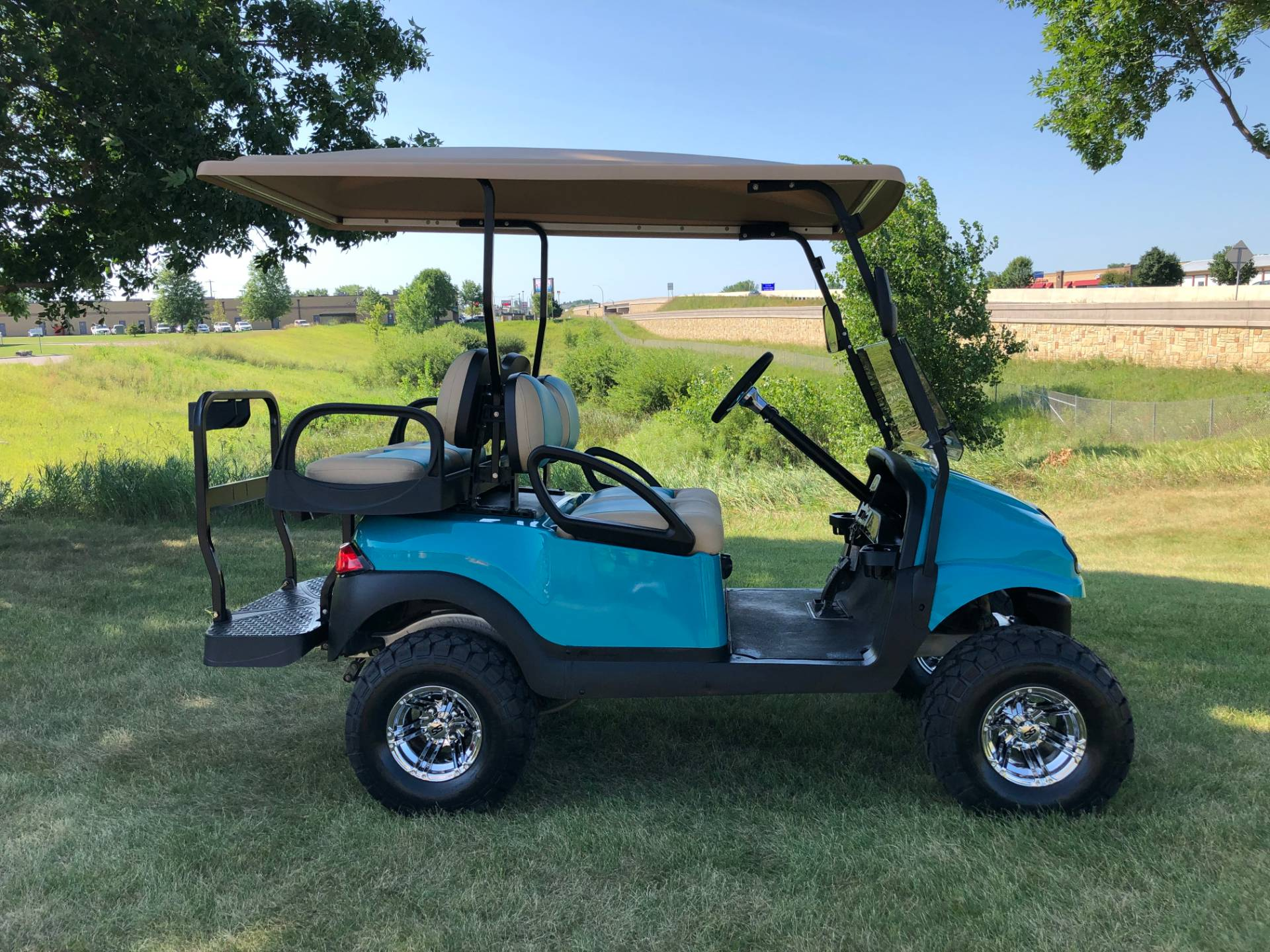 2014 Club Car Precedent in Rogers, Minnesota - Photo 4