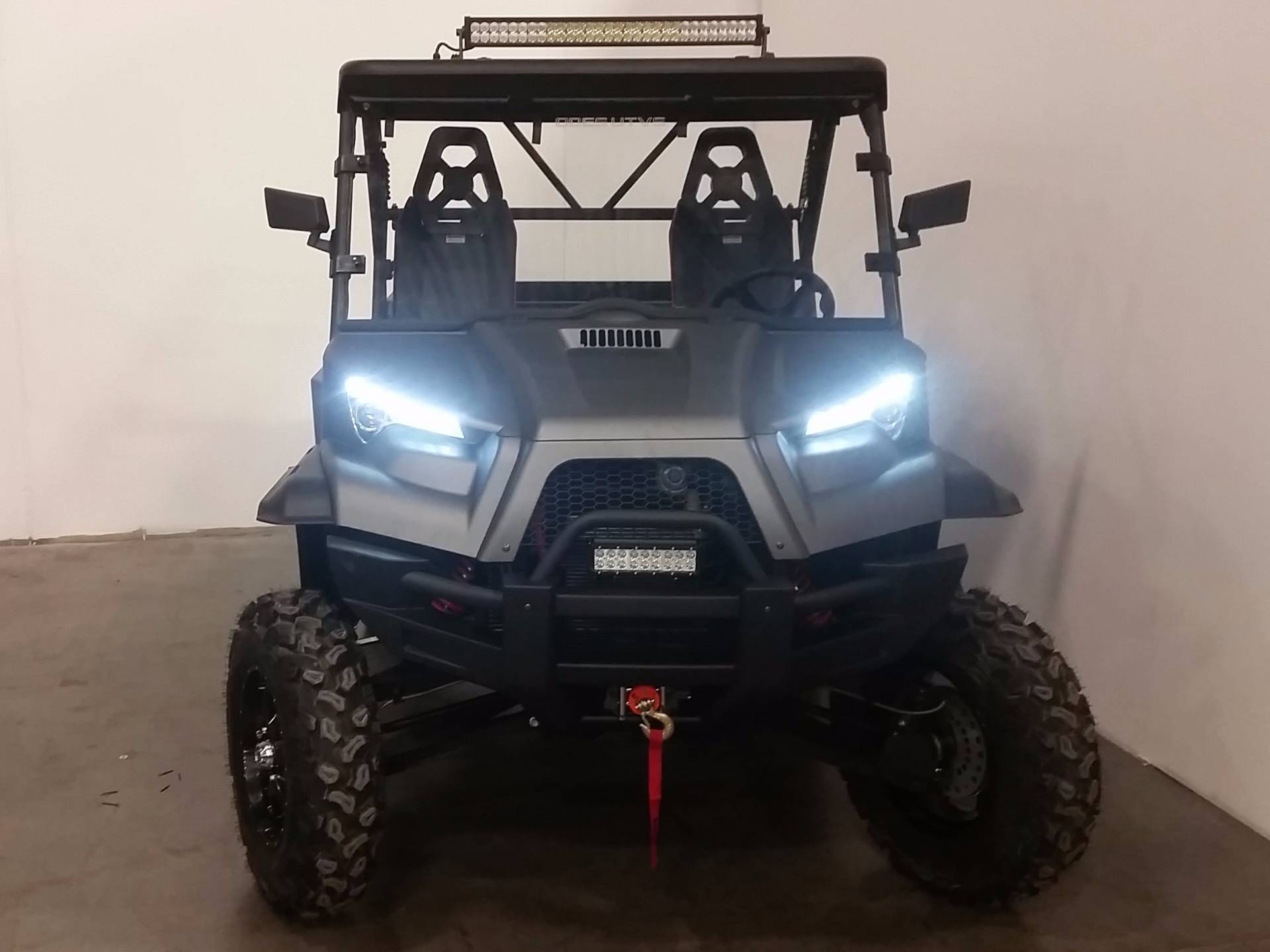2017 Odes Dominator X2 Zeus Long Travel in Otsego, Minnesota