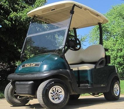 2013 Club Car Precedent in Rogers, Minnesota - Photo 3